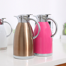 Colored Stainless Steel Water Bottle Thermo Jug Water Juice Beverage Vacuum Flasks Leak-Proof Unbreakable Wirh Cup For Kids Camp(China (Mainland))