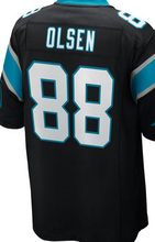 2016 NEW MEN 'S Cheap Men's Authentic 1 Cam Newton Jersey 24 Josh Norman 59 Luke Kuechly Greg Olsen 100% Stitiched jersey(China (Mainland))