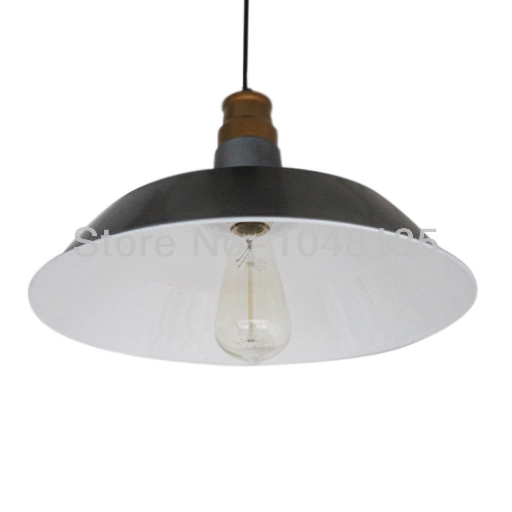 Free Shipping Vintage Industrial Rustic Metal Lamp Shade