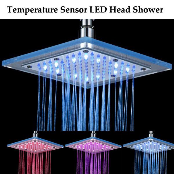 Licht Dusche Led : Gro?handel led wasserhahn dusche aus China led wasserhahn dusche