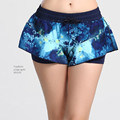 2017 Hot Female Trainning Exercise Shorts Womens Running Shorts Women s Gym Cool Woman Sport Short