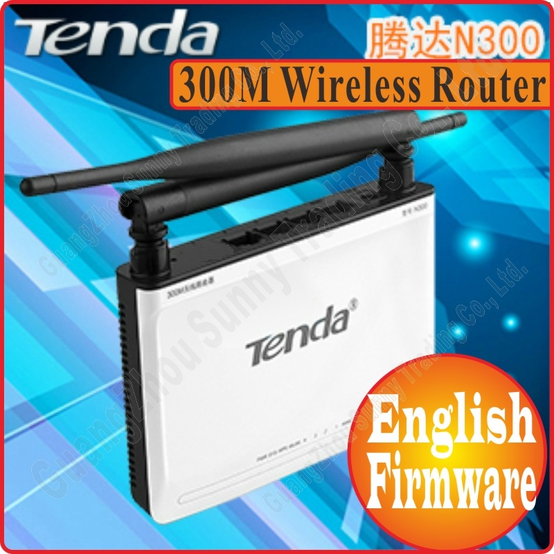 Tenda N300 Easy Install 300Mbps Wireless Router Broadband AP Router Range Extender 1 WAN + 3 LAN Ports NO COLOR PACKAGE PROM-(China (Mainland))