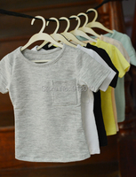 Multicolor Basic short sleeve T-shirt  for BJD 1/6 YOSD 1/4 MSD 1/3 SD10 SD13 SD17 Uncle Doll clothes Customized