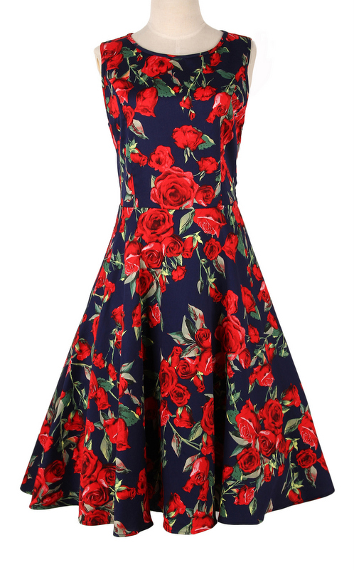 Shop our selection of 50s dresses and other inspired clothing and take advantage of our offer for free shipping on orders over $ You will absolutely love the way you look, no matter whether you're channeling your inner Marilyn or breaking the rules like a true rockabilly pinup girl.