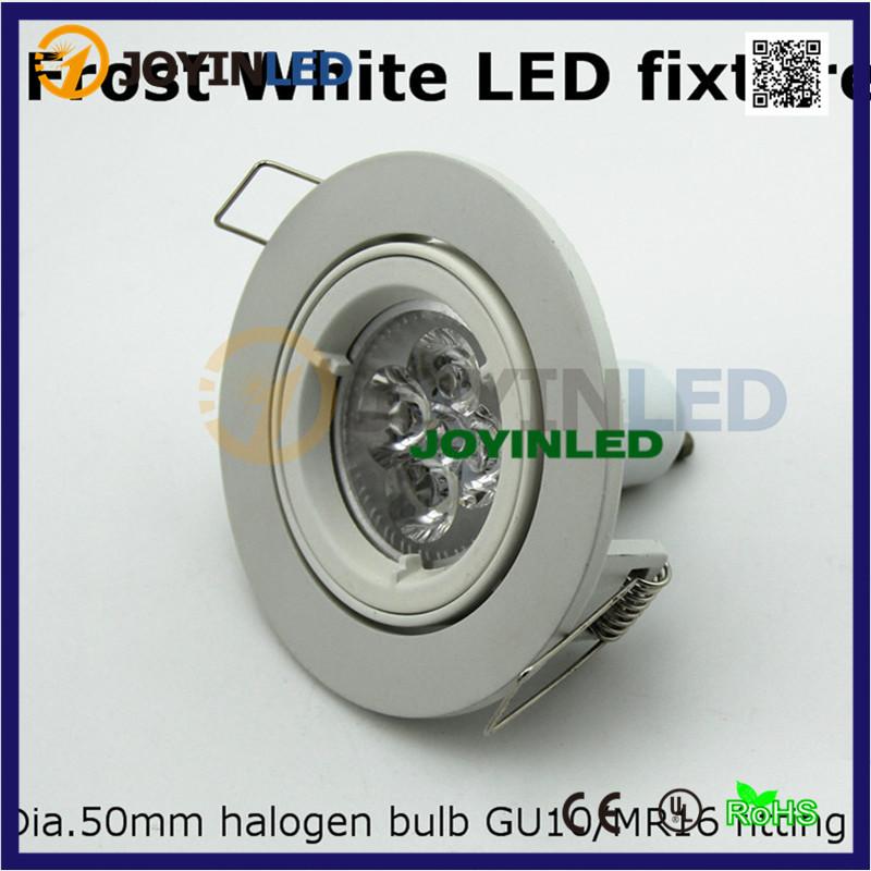 indoor flat led ceiling lamps holder gu10 mr16 led spot. Black Bedroom Furniture Sets. Home Design Ideas