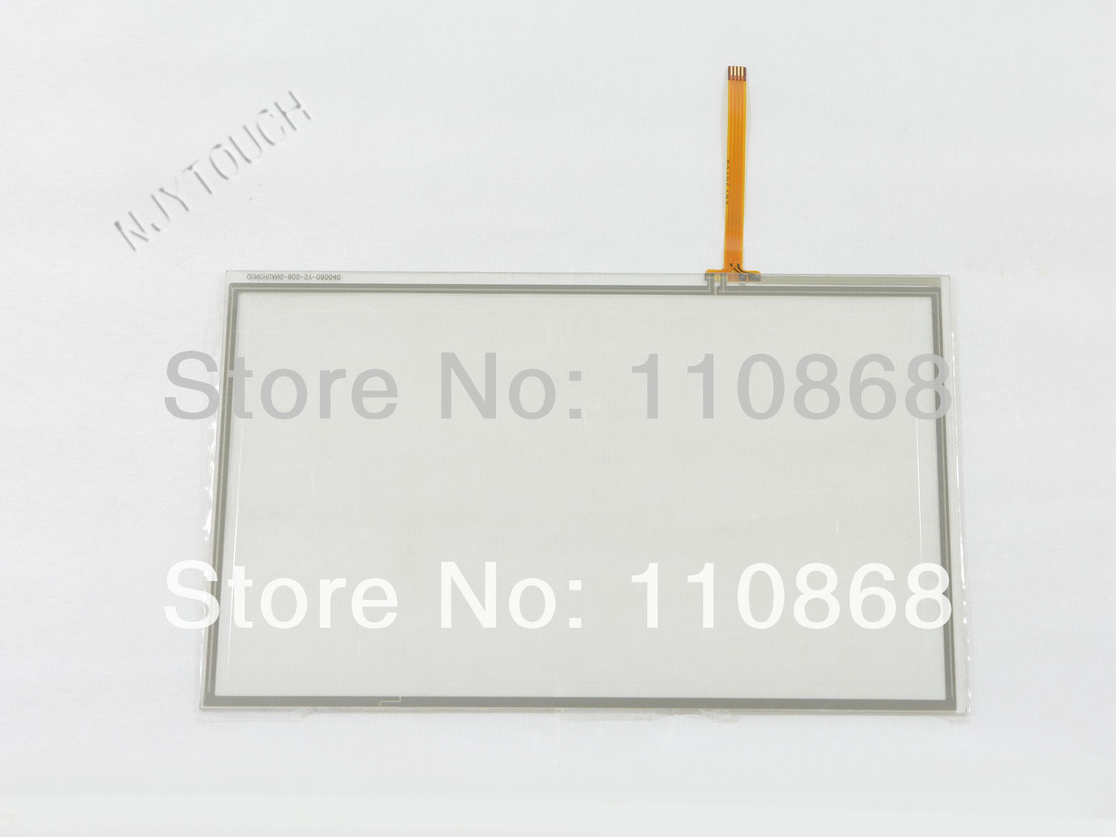 2014 hot sell free shipping 8 4 Wire Resistive Touch Screen Panel Innolux Film to Glass 193*117mm 080040 <br><br>Aliexpress