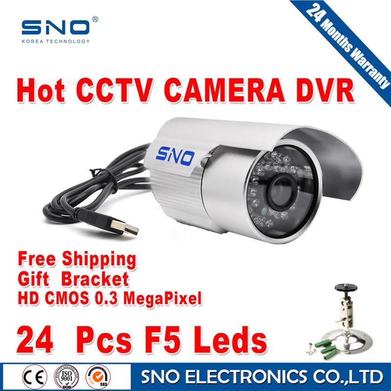 Hot sales Waterproof Outdoor CCTV Security PTZ Camera Micro SD Card Night Vision DVR Loop Video Recorder Camera(China (Mainland))