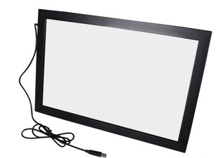 BIGGEST PROMOTION: 32 inch usb IR touch screen frame without glass, Support real 6 points touch, Quick+free delivery(China (Mainland))