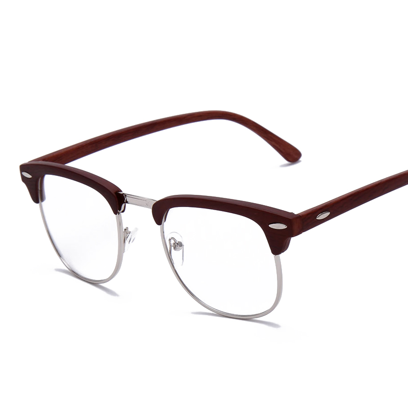 Glasses Frame Website : Brand Johnny Depp Wood Glasses Men Women Vintage Optical ...