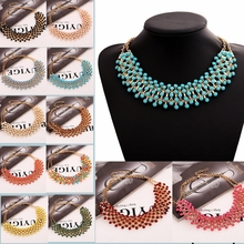 Resin accessories metal all over the sky star fashion necklace women clothing accessories gifts(China (Mainland))