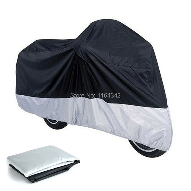 Motorcycle Bike Moped Scooter Cover Waterproof Rain UV Dust Prevention Dustproof Covering for Ducati Monster Street Fighter(China (Mainland))