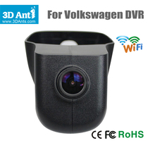 1920*1080P Car DVR for VW Volkswagen Built-in Wifi Keep Car Original Style Car Camera 170 Degree APP Control(China (Mainland))