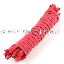 Buy Ratio 2:1 5mm Dia Red Polyolefin Heat Shrinkable Tube Tubing 8m 26.2ft for $4.88 in AliExpress store