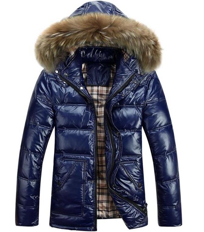 Пуховик капюшон, зима марка пальто глянцевая утка фото