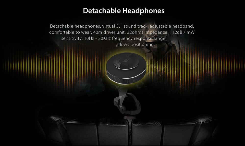 ถูก เดิมPIMAX 4พันVRหมวกกันน็อคกระดาษแข็งจริงเสมือนแว่นตาโทรศัพท์มือถือ3Dวิดีโอภาพยนตร์ชุดหูฟังกับหูฟังPC 110องศา