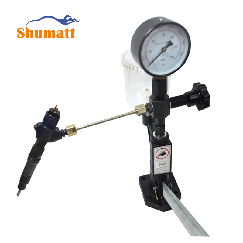 Fuel Common Rail Test Injector Nozzle Tester Diesel Injector Tester Nozzle Tester Checker Diesel Pop Tester with fast Shipping(China (Mainland))