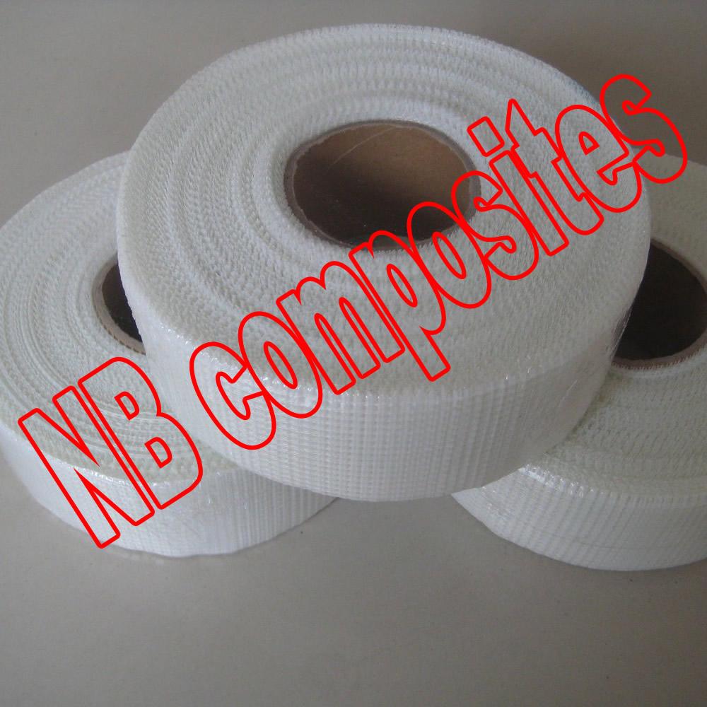90M fiberglass joint tape for dry wall repair glass fiber mesh tape self-adhensive(China (Mainland))