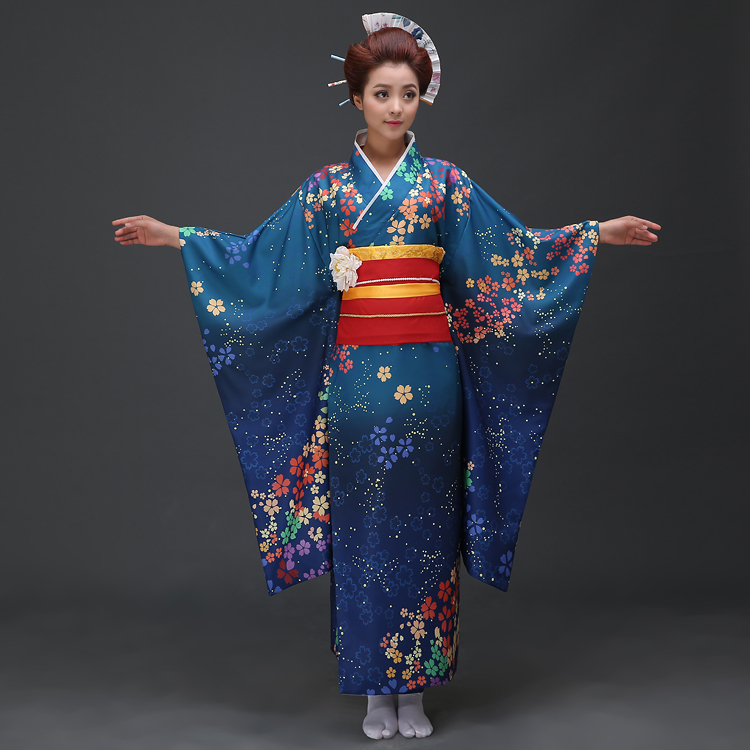 the gallery for gt traditional kimono dress anime