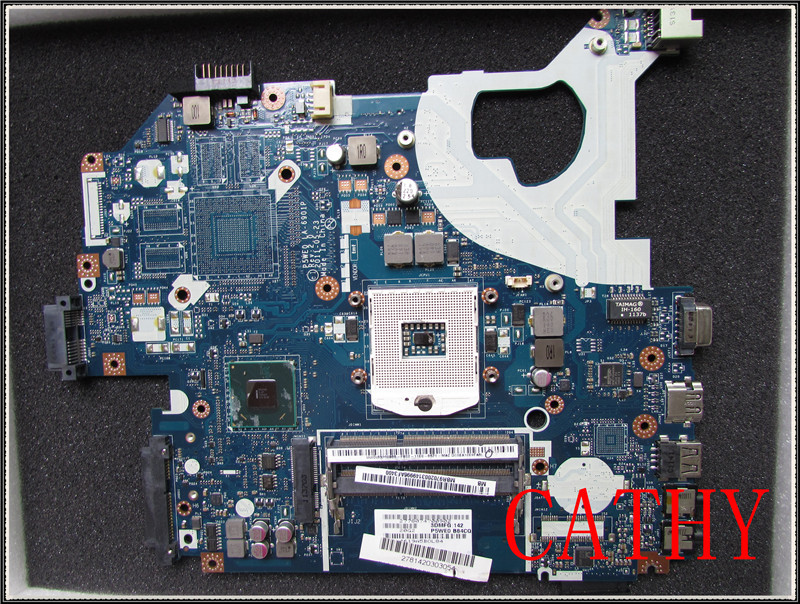 Mainboard MBR9702002 motherboard for Acer Aspire 5750 laptop Notebook P5WE0 LA-6901P SystemBoard MB.RAZ02.002(China (Mainland))