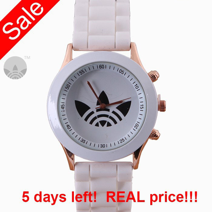 Top Brand Unisex Quartz Sports Fashion Casual Silicone Watches For Men Women Luxury Style Wristwatches 5 Colors Top Brand(China (Mainland))