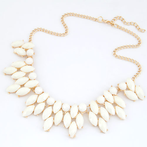 Hot Sell Long Jewelry Necklace Pendants 2015 Necklaces Colar Big 4 Colors Woman Maxi Necklace HT-85(China (Mainland))