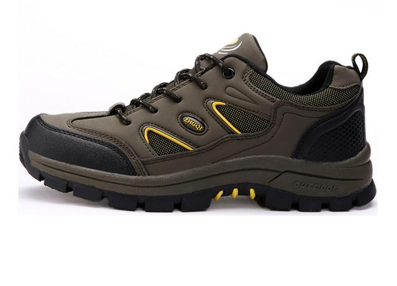 2015 new outdoor sports wear non slip shoes hiking