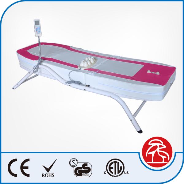 Korea Recovery  Massage Bed, 3 ball handheld on leg side
