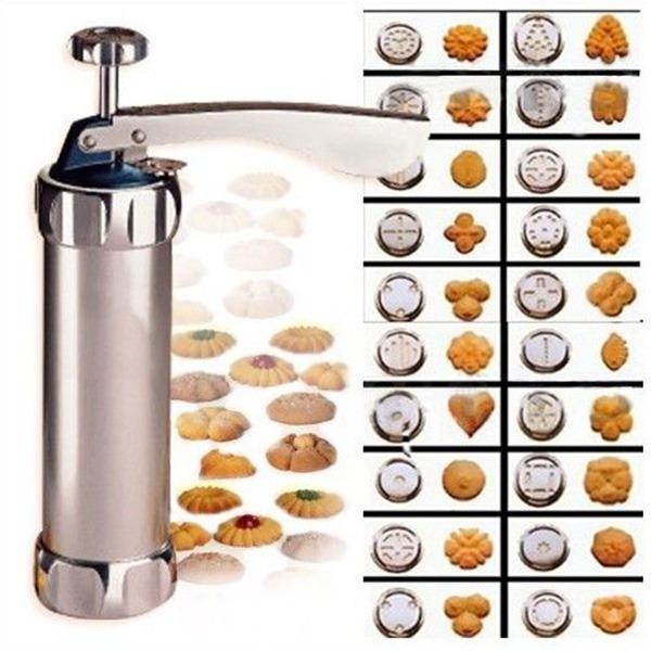 Кондитерские шприцы, Наборы Unbrand 20 + 4 /24 Cookie Maker кондитерские шприцы киев