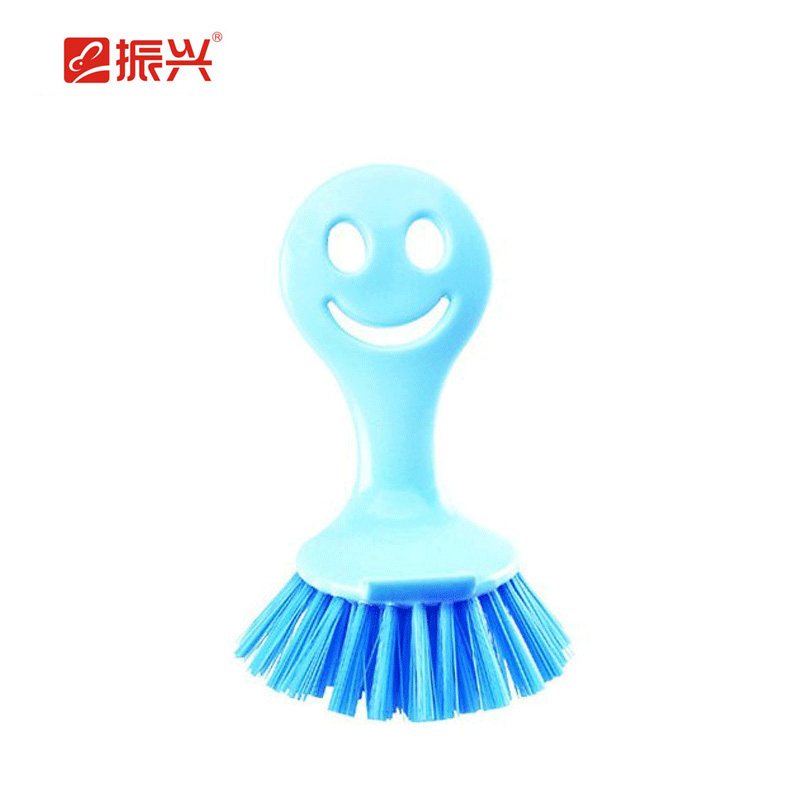 2016 Zenxin Hot-sale kitchen cleaning brush powerful cleaning brush wipe up hearth brush wash the dishes With handle brushes(China (Mainland))