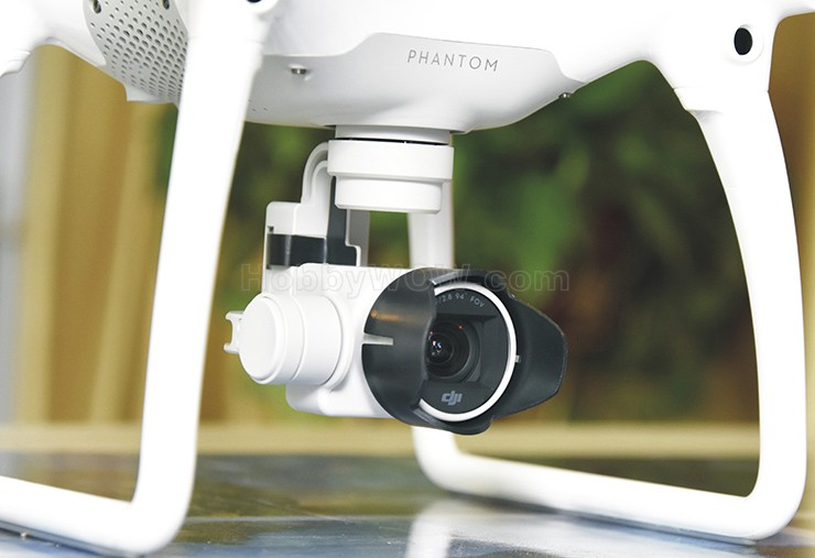Camera Lens Protector Petal Sun Hood Sunshade For DJI Phantom 4