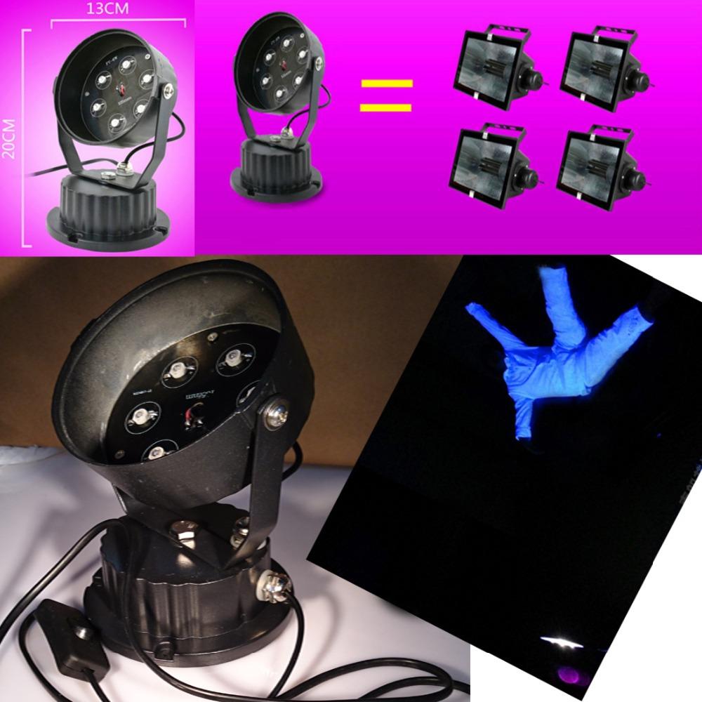 High-power LED 365nm BLB Ultra Violet UV Blacklight Blue, for performances, impact-resistant bulbs(China (Mainland))