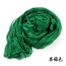 Winter American and Europe hottest women fashion solid cotton voile scarves warm soft silk scarf shawl