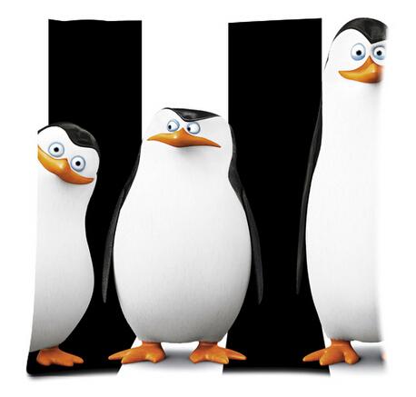 pillowCase Cover 18 X 18 X Penguin Brand