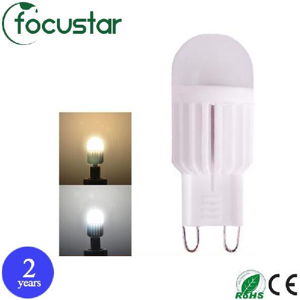 100pcs dimmable mini g9 led bulb 5w7w 220v led g9 lamp - Bombillas g9 led ...