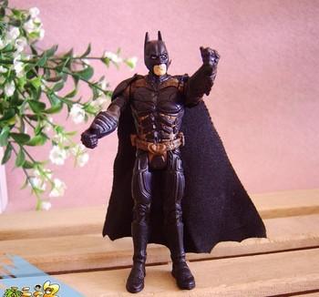 The Dark Knight Batman Batmobile Tumbler Black Car Vehecle Toys With Figure