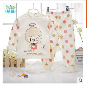 20530 100% Pure cotton Baby underwear baby clothing set boy girl clothes Children's suits - Boys *girls store