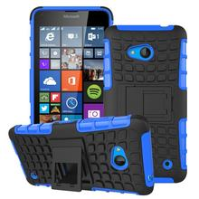 Fundas For Lumia 640 Covers Soft Silicone Hard Plastic Skin Case For Microsoft Nokia Lumia 640 Case Holder Stand Phone Coque { <(China (Mainland))