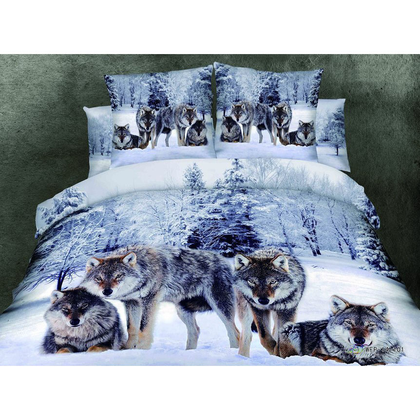 28 best wolf comforter set popular wolf comforter set buy cheap wolf comforter set lots from. Black Bedroom Furniture Sets. Home Design Ideas