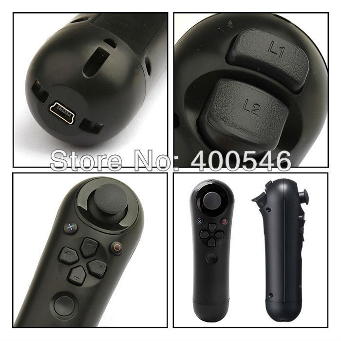 Navigation Controller PS3 Move (Left Hand,Black)(Sealed Package) - PenGotek Technology Ltd. s store