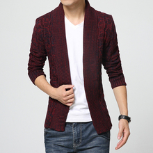 Cardigan Sweater Men Sueter Mens Sweaters Autumn Mens Jumpers Sweater Men Clothing Thick Fashion Cardigan Masculino(China (Mainland))