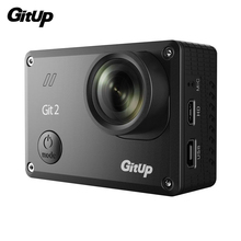 Buy Original GitUp Git2 Standard Packing Wifi Sports Camera 2K 1080P 60fps Full HD Sony IMX206 16MP Sensor Support G-Sensor for $91.73 in AliExpress store