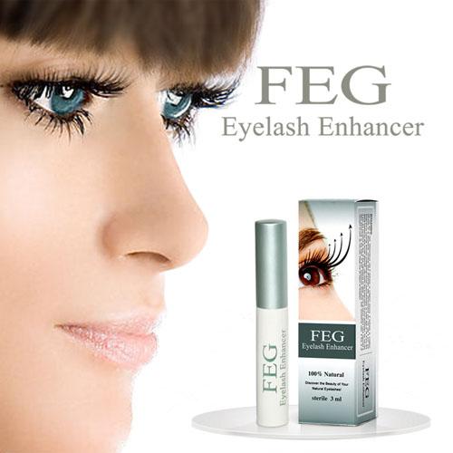 FEG Eyelash Growth Enhancer, Natural medicine Treatments lash eye lashes serum mascara eyelash serum lengthening eyebrow growth(China (Mainland))