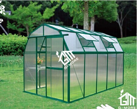 2015 New Free shipping Hobby Greenhouse - Barn series, 10 years warranty(China (Mainland))