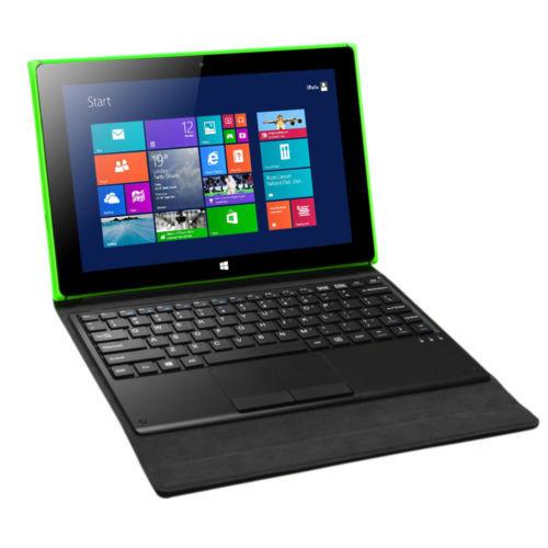 W1003 IRULU 2 in 1 Windows 8 1 10 1 Tablet PC Laptop 32GB Intel CPU