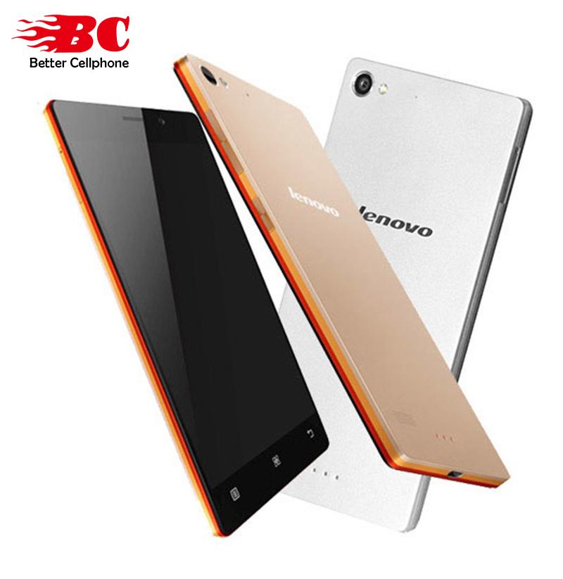 Original Lenovo VIBE X2-TO Mobile Phone MT6595m Octa Core 2.0GHz 5.0 1080P 2GB RAM 16GB ROM 13MP GPS Dual Sim Android 4.4 Gold(China (Mainland))