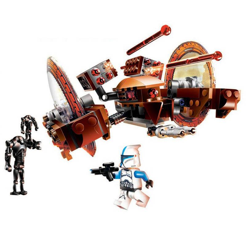Star Wars Series Hot Robot DIY Toys Building Blocks For Children Brinquedos Compatible DIY Construction Assembling Toys(China (Mainland))