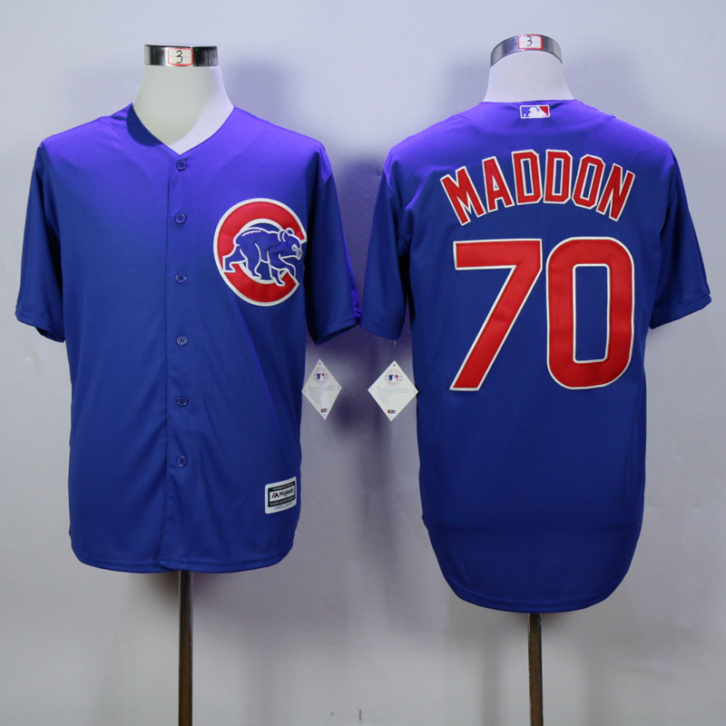 Joe Maddon Jersey w2015 Postseason Patch Chicago Cubs Authentic Personalized Alternate Jersey<br><br>Aliexpress