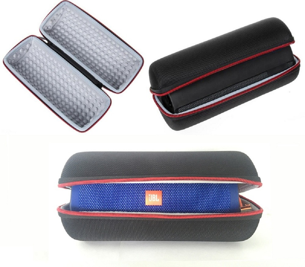100% Brand New PU Carry Travel Protective Speaker Cover Case Pouch Bag For JBL Charge 3 /Charge3 Wireless Bluetooth Speaker(China (Mainland))