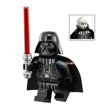 Single Sale Star wars Princess LEIA Yoda Stormtrooper Darth Vader Shadow ARF Trooper Minifigures Building Blocks Toys(China (Mainland))