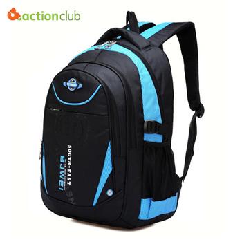 2016 New Children School Bags For Girls Boys High Quality Children Backpack In Primary School Backpacks Mochila Infantil Zip